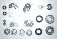 2700-135 Furion 6 Bearing Set