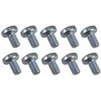 130-016 m2 x 4 Phillips Flat Head - Pack of 10