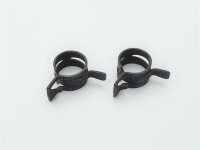 4048 Clamps for Gas Teflon Coupler - Pack of 2