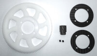 129-459 F6 Helical Gear 12t - Upgrade Kit