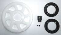 129-458 F6 Helical Gear 11t - Upgrade Kit