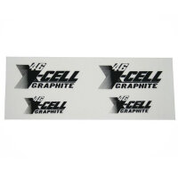 101-98 X-Cell 46 Decal Logo Sheet - Pack of 1
