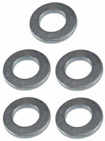 0007-2 6mm x 12 x 0.20 Washers - Pack of 4