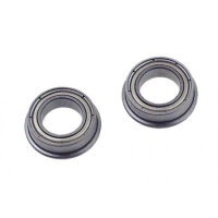 0160-1 m4 x 7 x 2.5 Flanged Bearing - Pack of 2