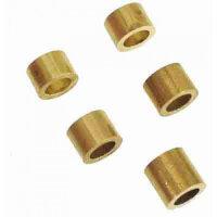 0597 CNC Machined Brass Bearing Spacer Kit