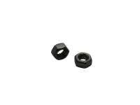 0014-F 5mm Hex nut- Fine Thread - Pack of 2