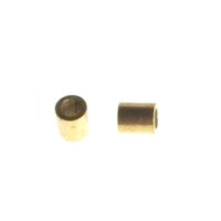 0597-4 m3 x 4.75 x .215 Brass Spacer - Pack of 2