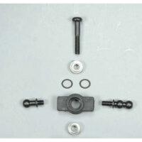 0334 Plastic Bell Mixer - Set