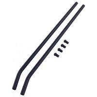 127-54 Aluminum Skids-Black III - Set