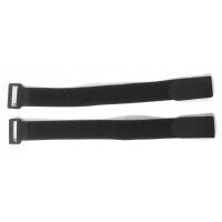 """3200-57 15"""" Battery Strap Hook & Loop - Pack of 2"""