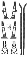 126-110 Stratus C/F Landing Gear Set