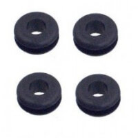106-22 m5 x 11 Rubber Grommets - Pack of 4