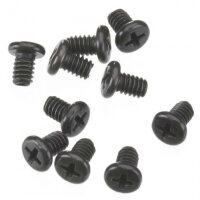 130-014 m2 x 3 Phillips Flat Head - Pack of 10