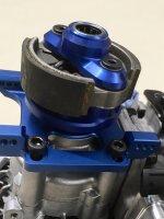 133-125 CNC Machined Clutch System Stack - Set