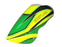 135-255 Whiplash Turbine Painted Canopy Racing Green