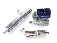 4500-33 O.S. GT15HZ II mit Powerboost Pipe