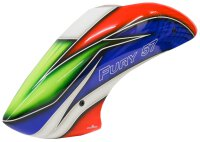 128-207 Fury 57 Canopy Colorful - Pack of 1