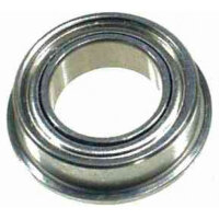 0758 m6 x 10 Flanged Ball Bearing - Pack of 1