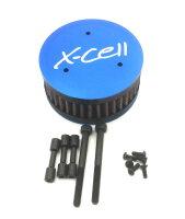 133-150 High Flow Air Filter / Cleaner X-cell - Set